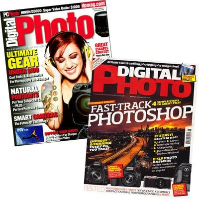 Digital Photo Magazine – $3.99 For a One Year Subscription