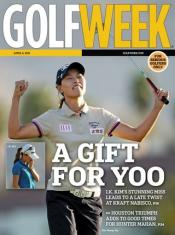 Golf Week Magazine – $4.99 For A One Year Subscription (Think Fathers Day)!