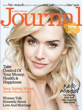 Ladies Home Journal – $3.99 For One Year Magazine Subscription
