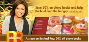 50% off Photobooks at Snapfish
