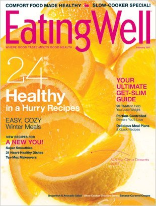 Eating Well Magazine – $5.99 For A One Year Subscription