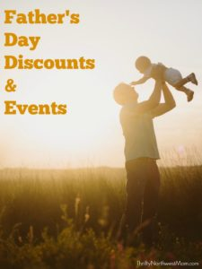 Father's Day Discounts & Events
