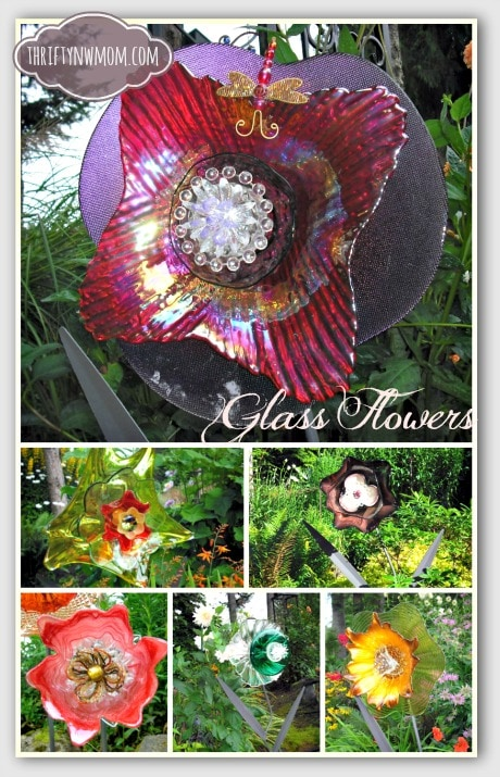 how to make stamens for glass flowers