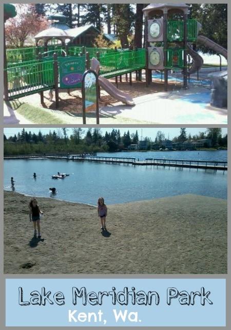 Lake Meridian Park