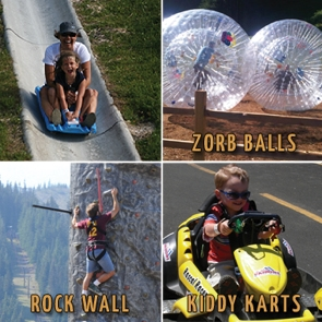 $15 for a Half Day Adventure Pass to the Mt. Hood Adventure Park at Skibowl