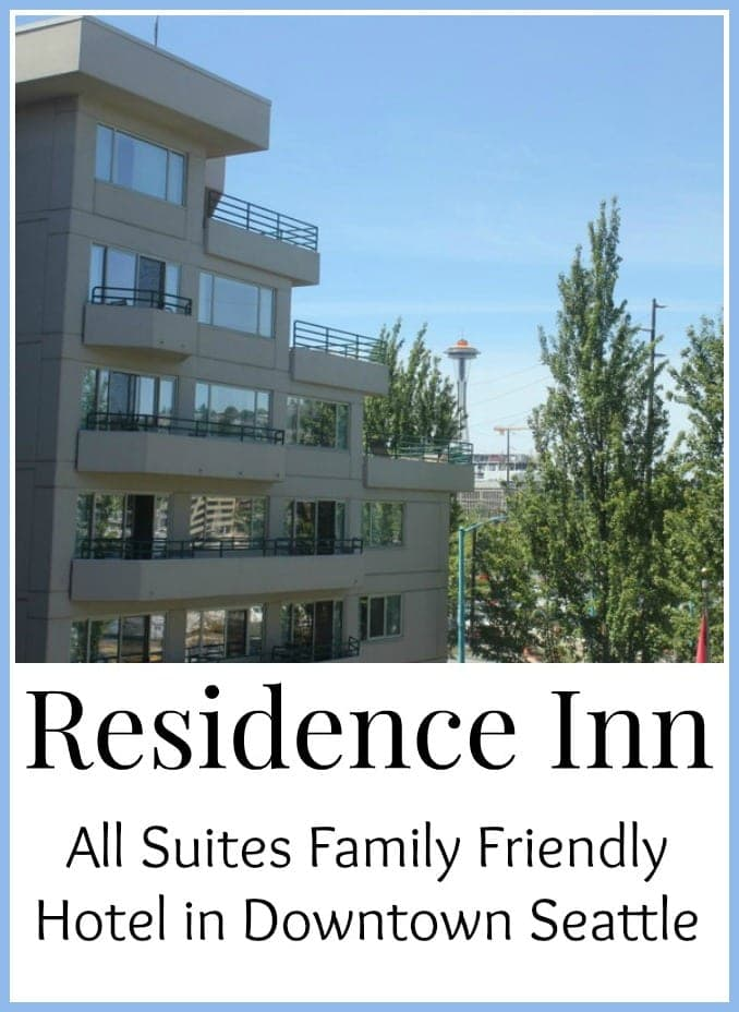 Seattle Marriott Residence Inn
