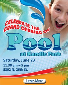 Free Admission To Wave Pool In Tacoma On 6/23!