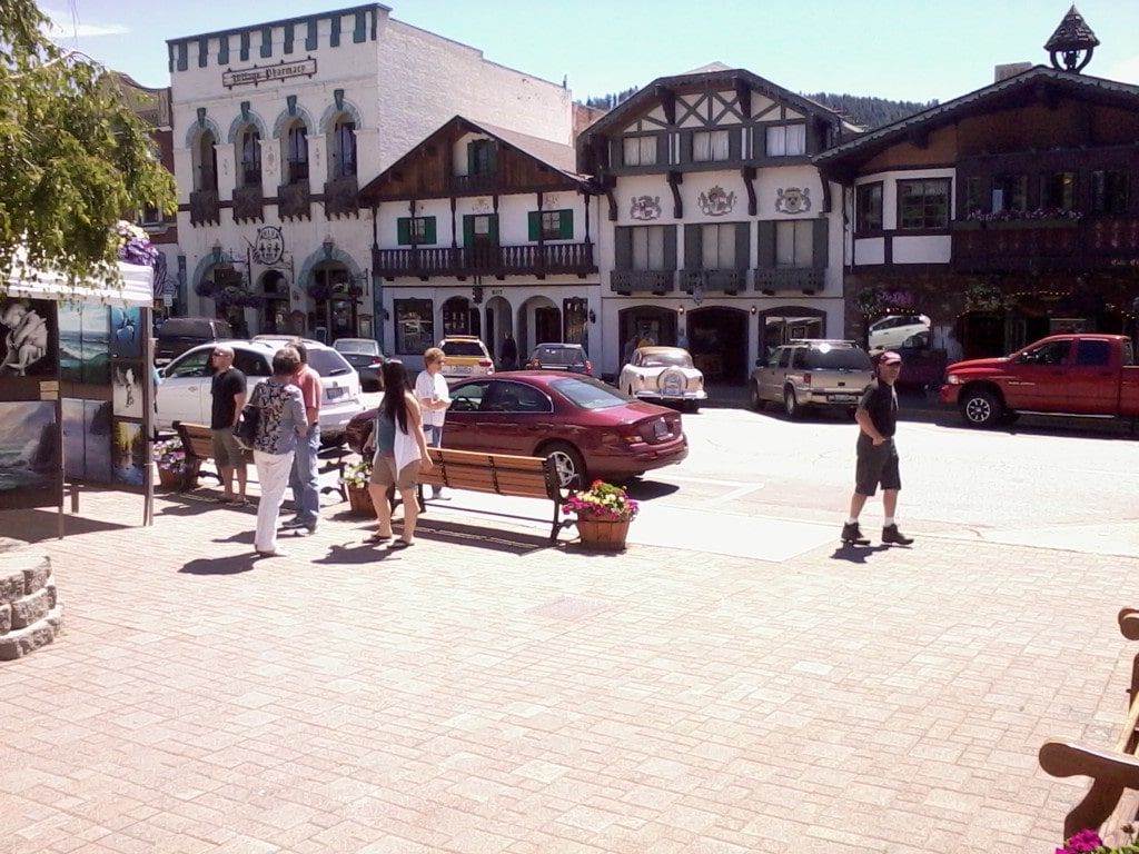 Family Outing In The Pacific NW – Visiting Leavenworth