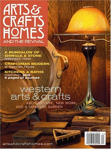 Arts & Crafts Homes – $7.99 Year Subscription
