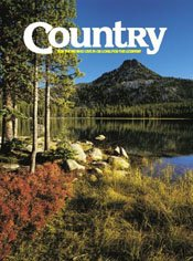 Country Magazine – $3.99 For A One Year Subscription