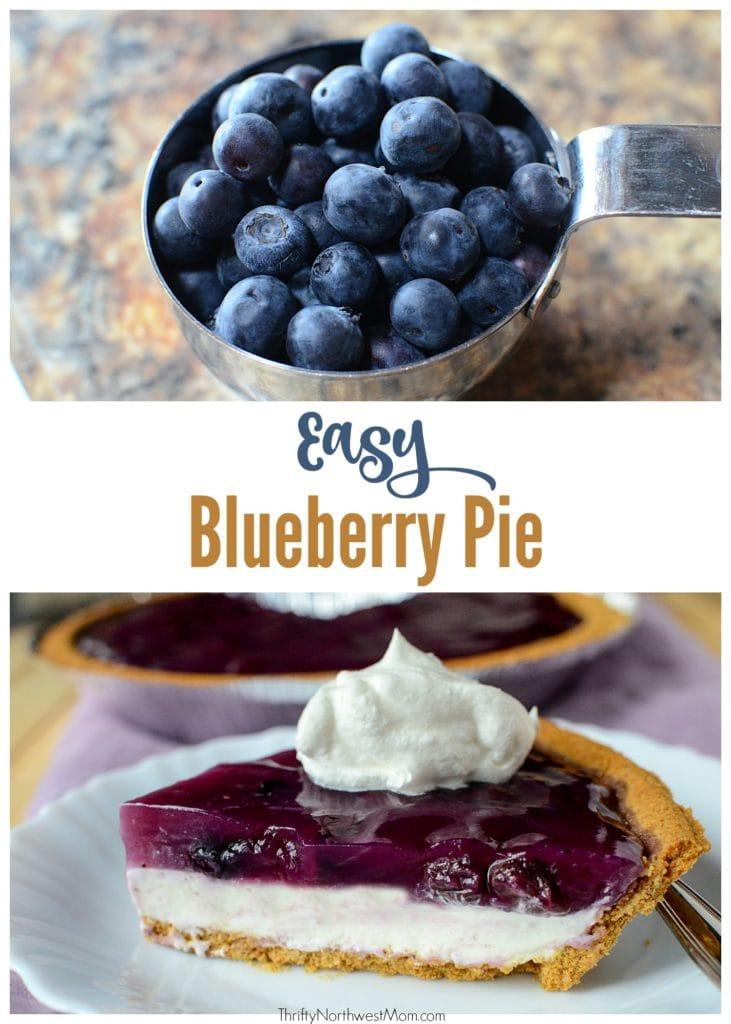 Summertime Favorite Recipe: Blueberry Pie