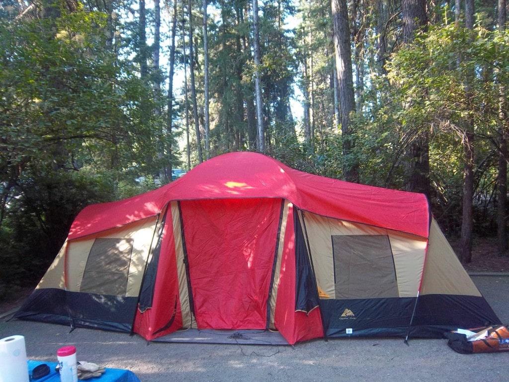 Farragut State Park Camping