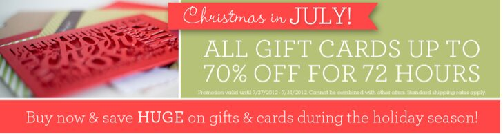 Paper Coterie – Discounted Photo Gifts and Cards, Up to 70% off Gift Cards!