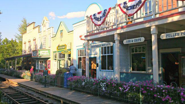 Silverwood Main Street