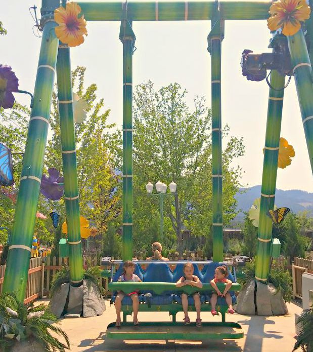 Silverwood Swing Ride