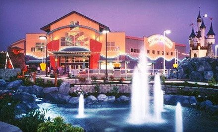 Family Fun Center In Tukwila – Get A 110 Pt Card For $12!