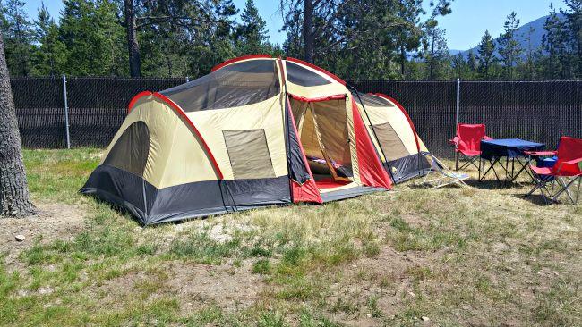 silverwood campsite