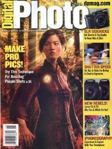 Digital Photo Magazine – $4.99 Year Subscription