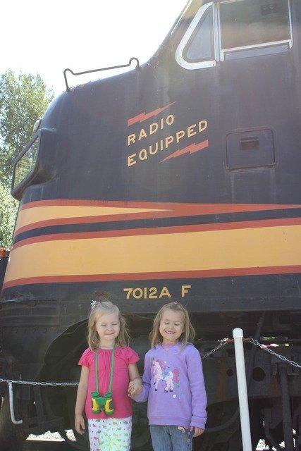 Mt Rainier Scenic Railroad – Discount Tickets – $12/Ticket!