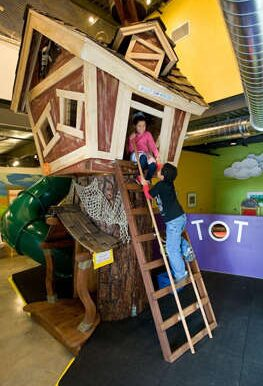 Discounted Tickets or Year Membership for Kids Discovery Museum on Bainbridge Island
