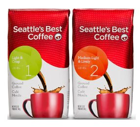 Free Samples of Seattle's Best Coffee – Tomorrow Thursday August 23rd – 10,000 Samples!