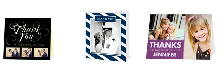 Free Personalized Thank You Card From Treat.com (New Customers)