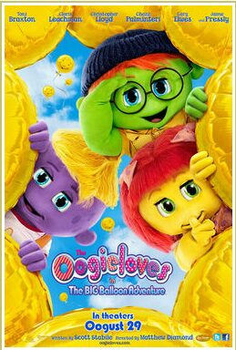 The Oogieloves in the Big Balloon Adventure movie coming Wednesday + 15 Winners Win Movie Prize Pack!