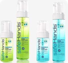 FREE Sample of Safe Hands Sanitizer
