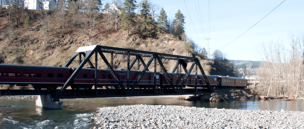 First Class Dome Seats On Mt. Hood Excursion Train – $22!