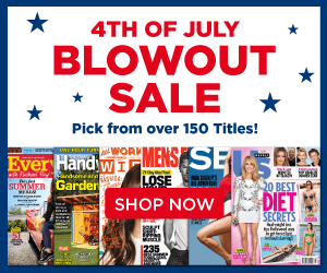 4th of July Blowout Sale for Discount Mags
