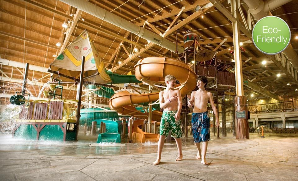 Great Wolf Lodge – 2 Nights From $359 ($179.50 a night!)
