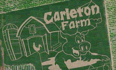 Carlton Farms (Lake Stevens) – Family Pass For $14!