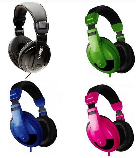 Vibe Noise Reduction Headphones – $6.95 Shipped!