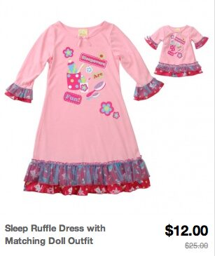 Dollie & Me Outfits – As low as $12 + FREE Shipping for New Customers!