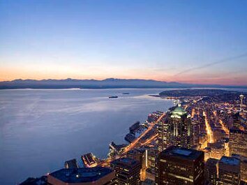 Seattle's Columbia Center – $18 for 2 Tickets to the Sky View Observatory