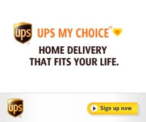 UPS My Choice – Free Notification for Package Delivery!