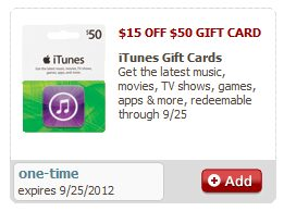 $50 iTunes Card For $35!