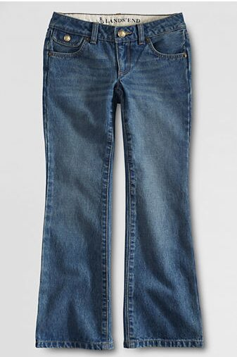 Land End – Girls Jeans $6.99 Shipped!