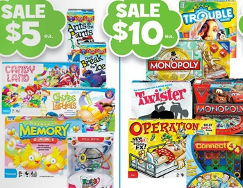 Hasbro Games – As Low As $4 Ea