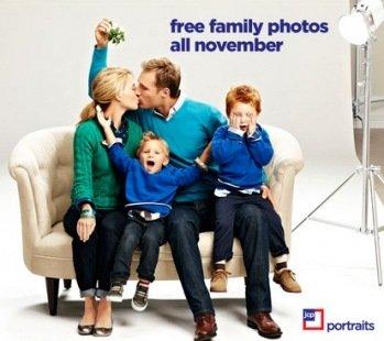JcPenney – Free 8×10 Photo Portrait