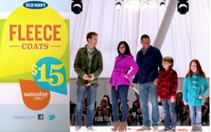 Old Navy: Fleece Coats for the Family for $15 – One Day Wonder – Saturday October