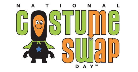 National Costume Swap Day – Saturday October 13th – Locations around the Country!
