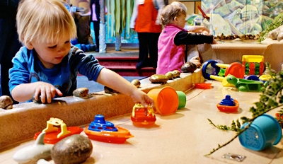 Half Off The Seattle Children's Museum – Two People For $7.50 ($3.75 ea!)