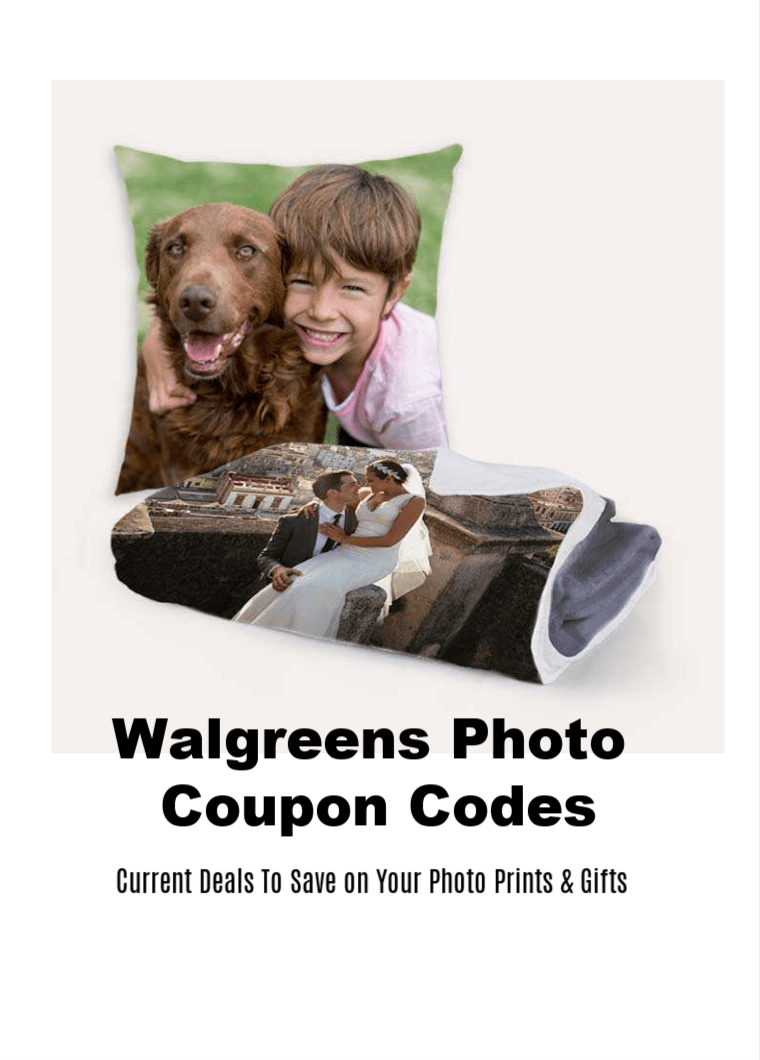 Walgreens save the date coupons