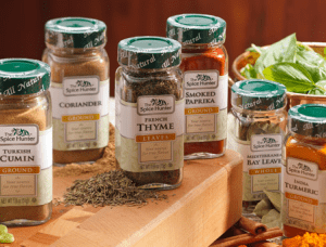 Free Sample Of Spices
