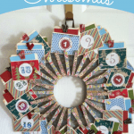 Celebrating 25 Days of Christmas  ~ DIY: Advent Calendars & Christmas Countdowns + FREE Christmas Advent Numbers Printable