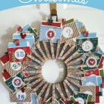 Celebrating 25 Days of Christmas  ~ DIY: Advent Calendars & Christmas Countdowns + FREE Christmas Advent Numbers Printable