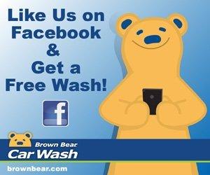 Brown Bear Car Wash – Free Car Wash + Cyber Monday Specials