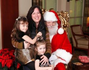 Free Santa Photo