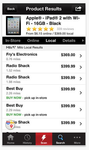 Top Smartphone Apps for Black Friday and Cyber Monday